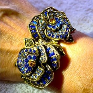 Heidi Daus Spring Hinge Bracelet. BEAUTIFUL😍